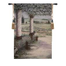 Il Trebbio West II Fine Art Tapestry