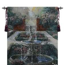 Morning Mist Fine Art Tapestry