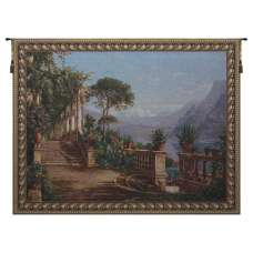 Lake View Terrace Tapestry Wall Art