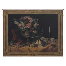 Summer Bouquet Still Life Tapestry Wall Art