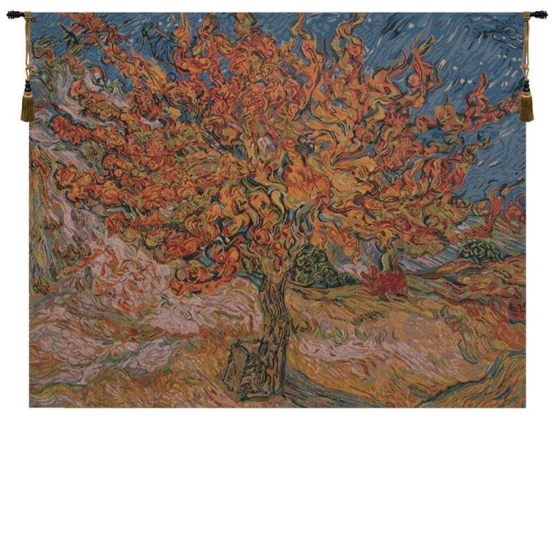 The Mulberry Tree - Van Gogh Belgian Tapestry