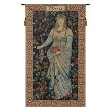 The Flora Belgian Tapestry