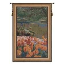 Keukenhof VI Belgian Tapestry
