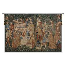 Vendages Rust Belgian Tapestry