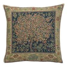 Tree of Life Pastel Belgian Cushion Cover
