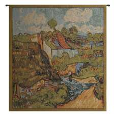 The House I Belgian Tapestry
