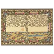 Tree of Life by Klimt European Tapestry