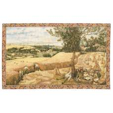 The Harvesters European Tapestry