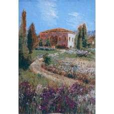 Villa Iris European Tapestry