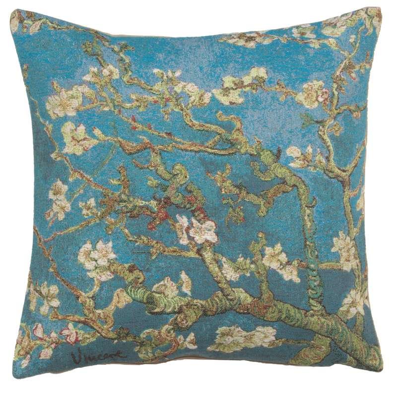 Van Gogh's Almond Blossoms European Cushion Cover