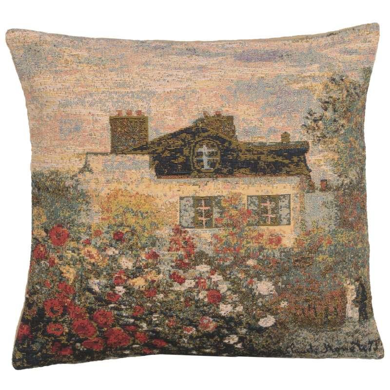Monet's Mansion European Cushion Cover