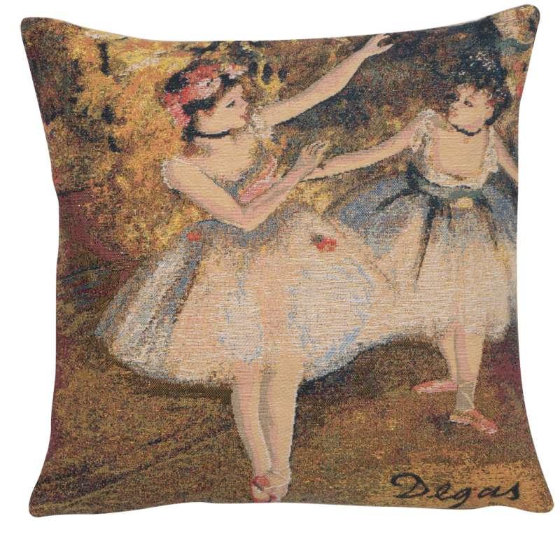 The Dancers European Cushion Cover