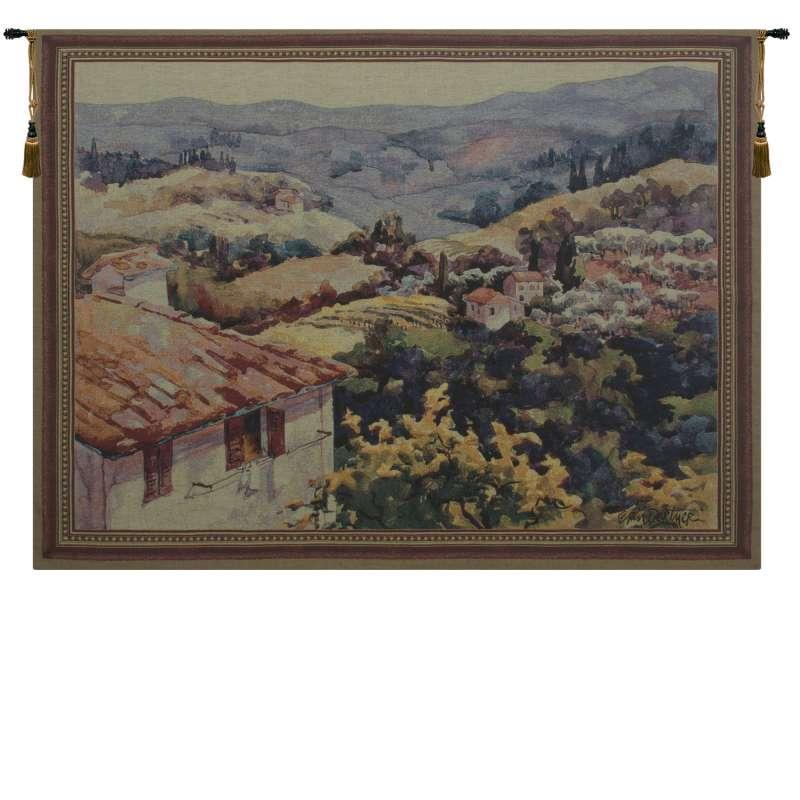 Ah Tuscany Tapestry Wall Art