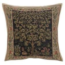 Tree of Life Beige II European Cushion Cover