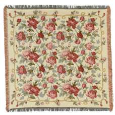 Roses, Roses, Roses European Throw