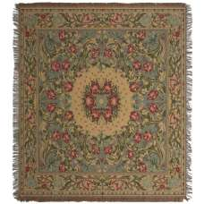 William Morris Florals European Throws