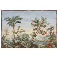 Sous Les Tropiques French Tapestry Wall Hanging