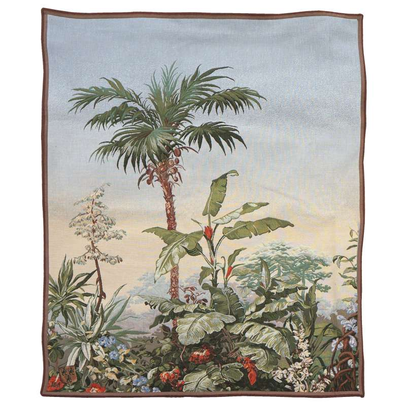 Bananier French Tapestry Wall Hanging