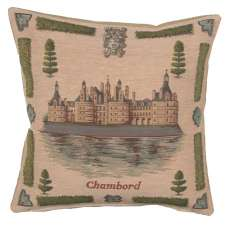 Chambord 1 Decorative Tapestry Pillow