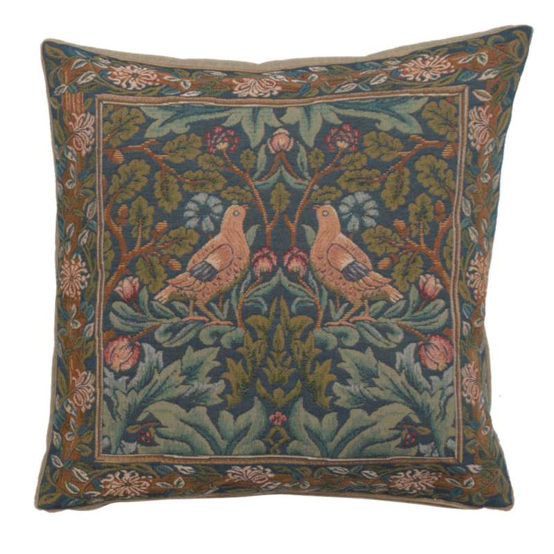 Brother Bird  French Tapestry Cushion