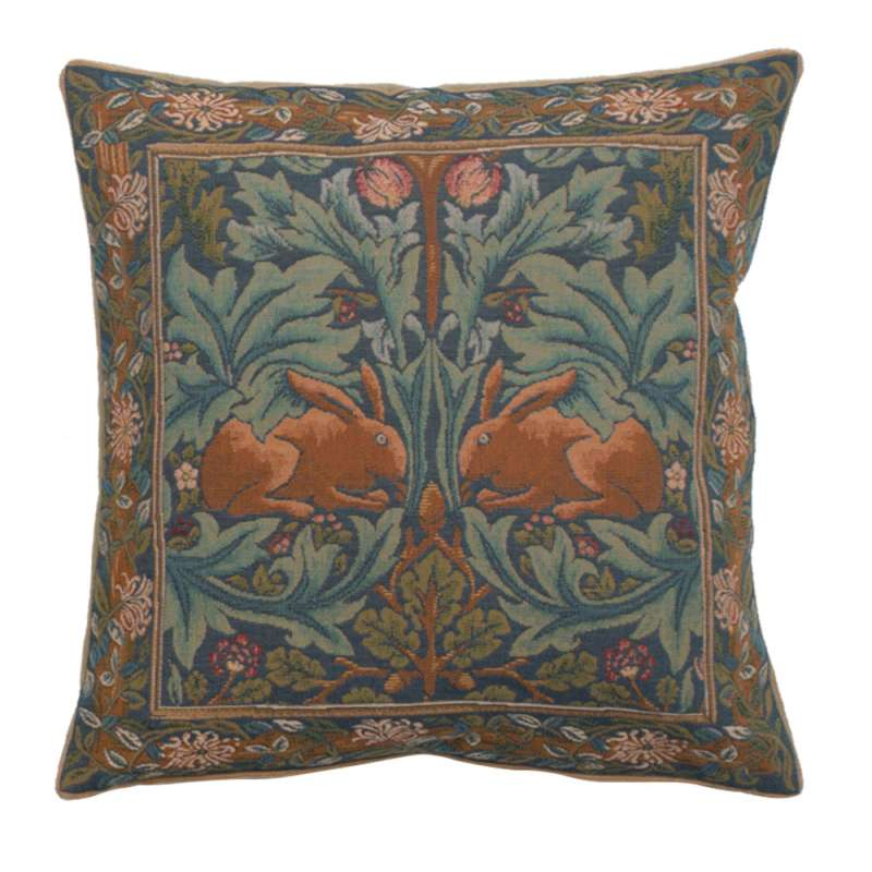 Brother Rabbit 1 French Tapestry Cushion
