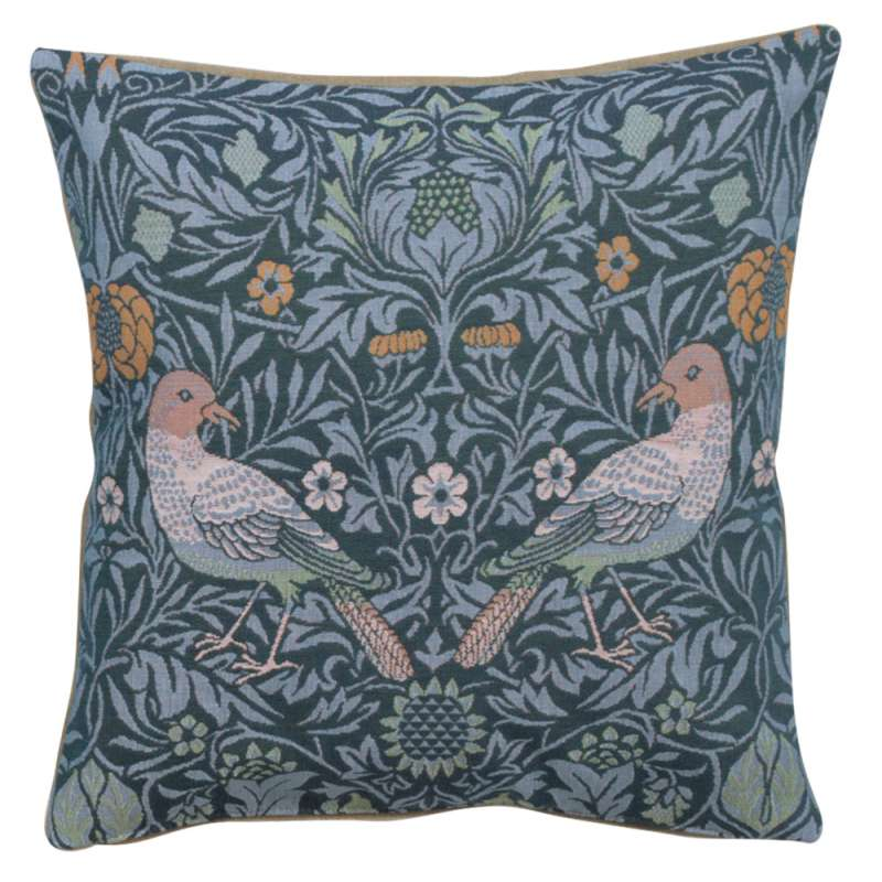 Bird Couple  French Tapestry Cushion