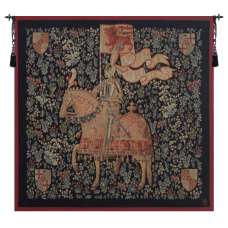 Le Chevalier 1 French Tapestry