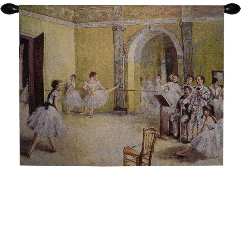 Ballerina Dance Foyer Tapestry Wall Art