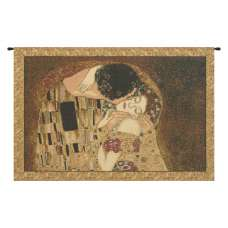 The Kiss by Klimt European Tapestries