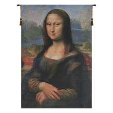 Mona Lisa I European Tapestry