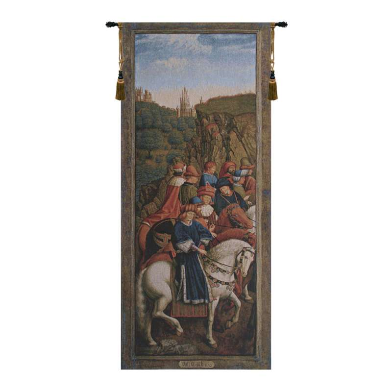 Just Judges I European Tapestry