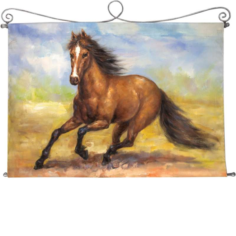 The Chase Canvas Art