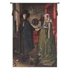 Arnolfini Portrait  European Tapestry