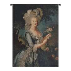 Marie Antoinette Portrait European Tapestry