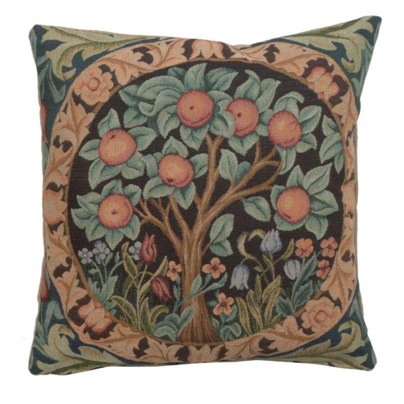 W. Morris Orange Tree French Tapestry Cushion