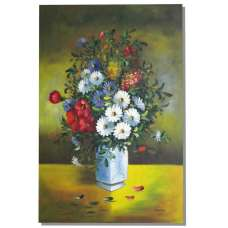 Bountiful Bouquet Canvas Oil Painting