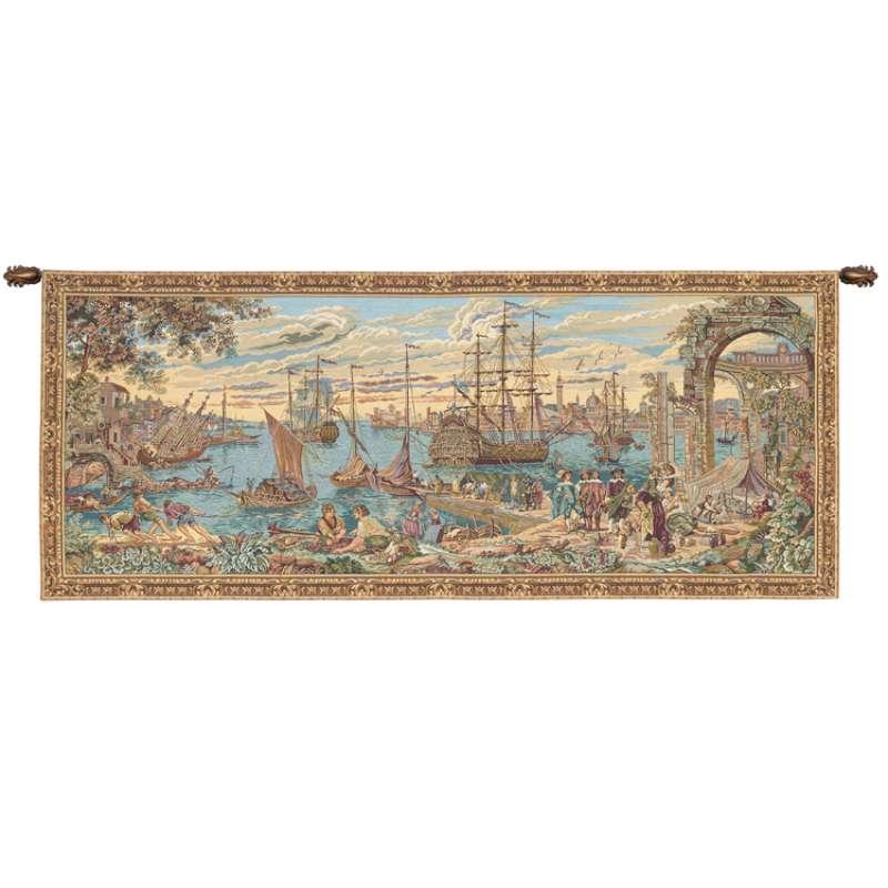 Venezia I European Tapestry