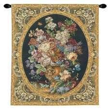 Frame of Flowers European Tapestry