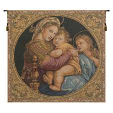 Madonna Della Seggiola I European Tapestry