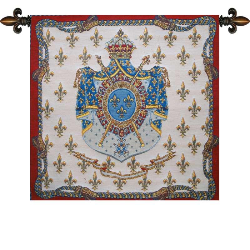 Blason Royal I European Tapestry