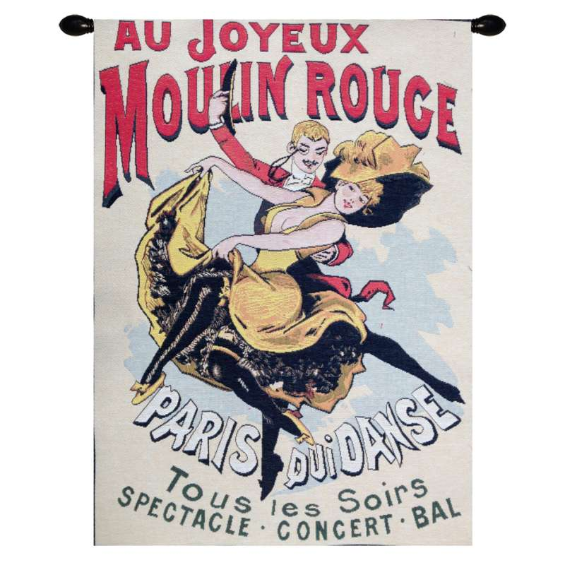 Joyeux Moulin European Tapestry