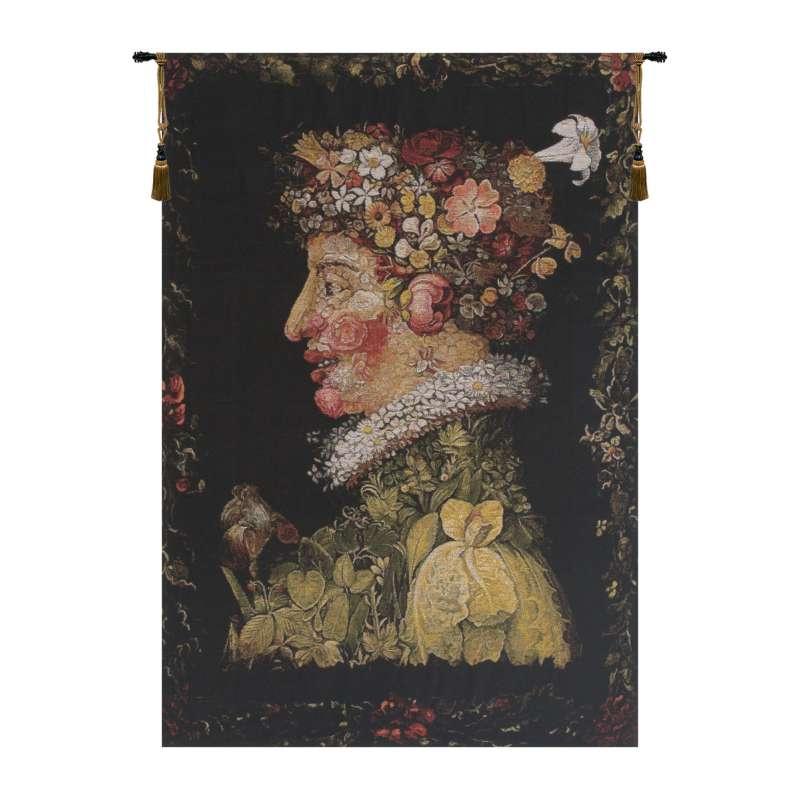 Printemps Lente Spring European Tapestry