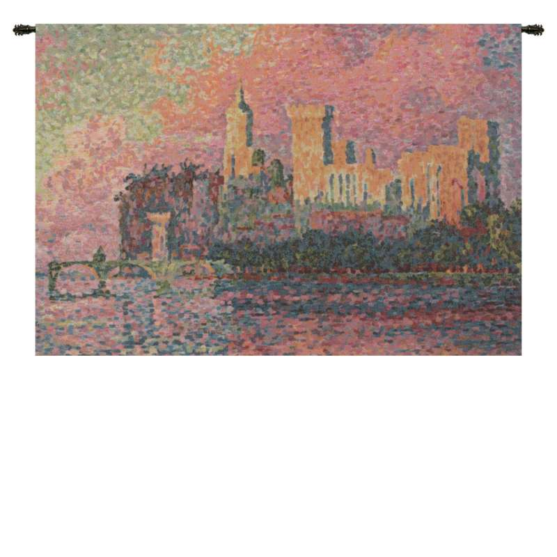 Chateau Des Papes European Tapestry