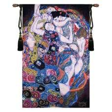 Virgin by Klimt European Tapestry