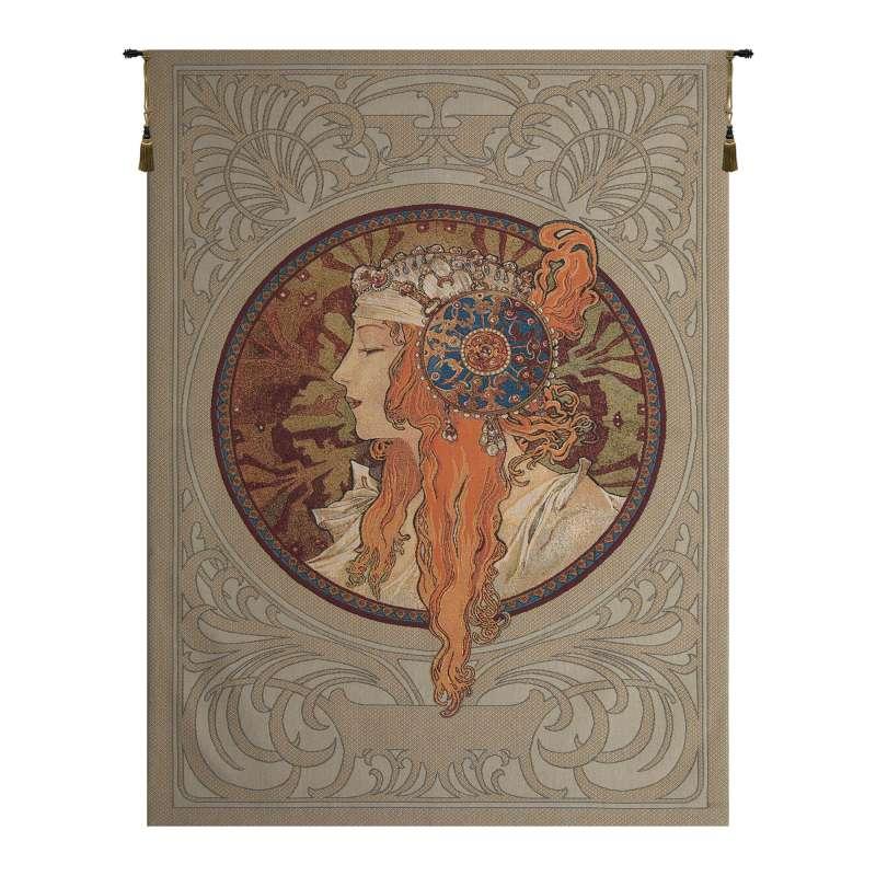 Rousse Byzantine European Tapestry