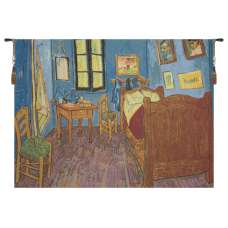 Chambre by Van Gogh European Tapestry