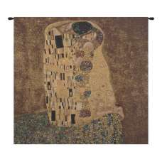 Kissed by Klimt European Tapestry