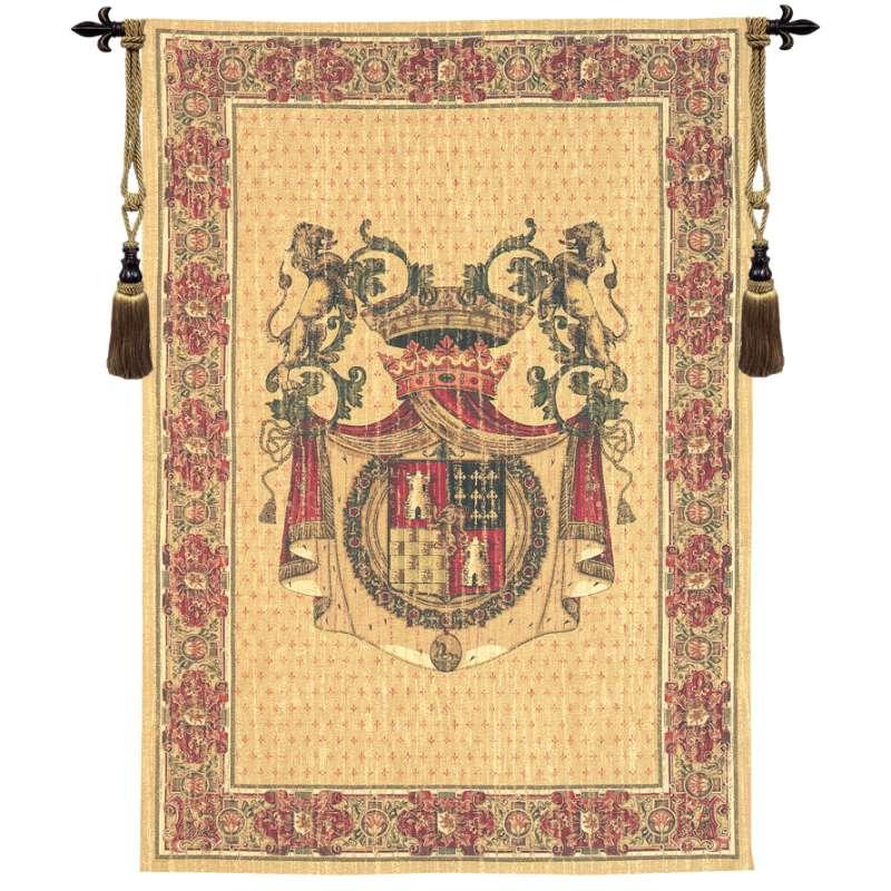 Tours Blason European Tapestry