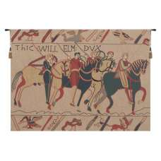 Bayeux Chevaliers  European Tapestry