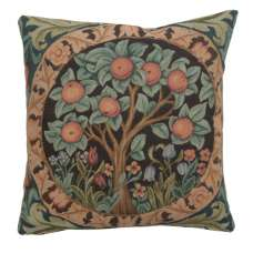 Orange Tree I French Tapestry Cushion